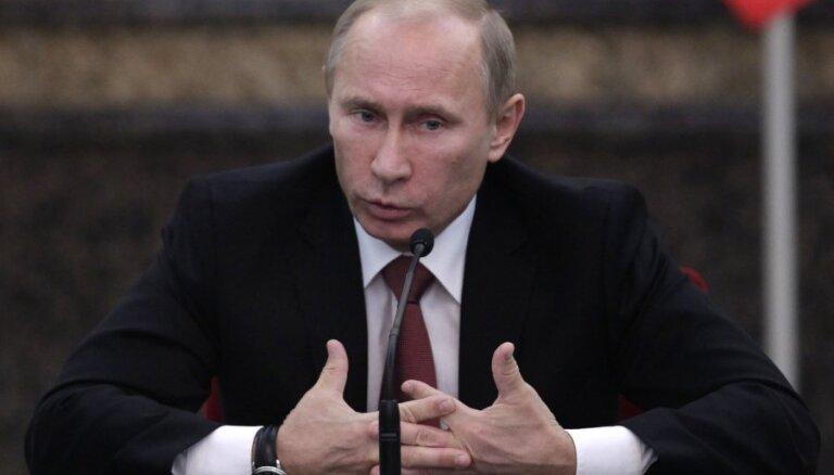 Путин: кризис в России закончится к 2012 году