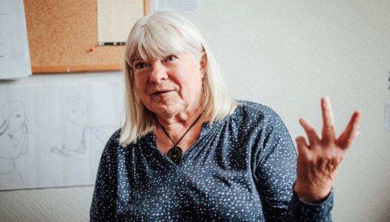 Roze Stiebra Norvēģijas animācijas festivālā saņem balvu par mūža ieguldījumu