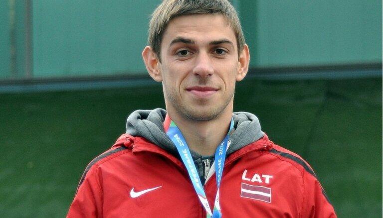 Paralimpietis Silovs izcīna zeltu Eiropas čempionātā šķēpmešanā