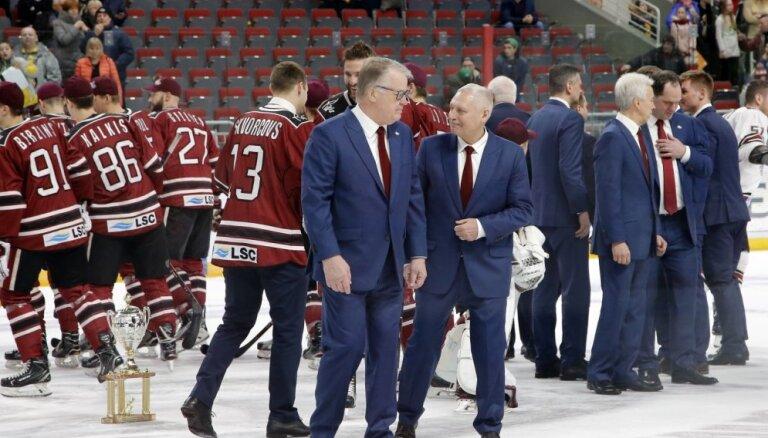Rīgas 'Dinamo' sniegums veicinājis līdzjutēju atbalsta pieaugumu, secina kluba vadība