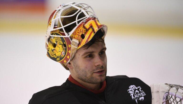 Punnenovs atvaira 39 metienus 'Tigers' zaudējumā; Lapinskis debitē Šveices elitē