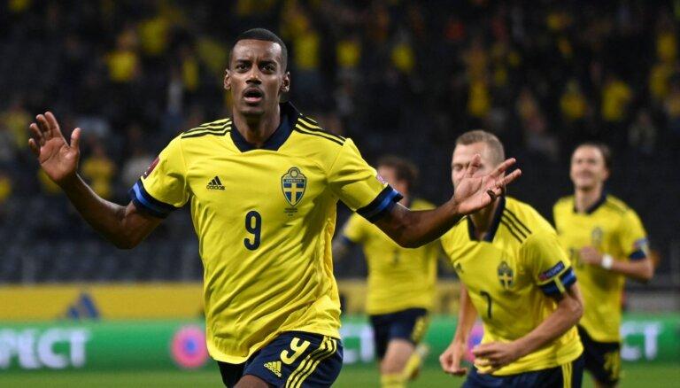 Spānijas futbolistiem pirmais zaudējums PK kvalifikācija kopš 1993. gada