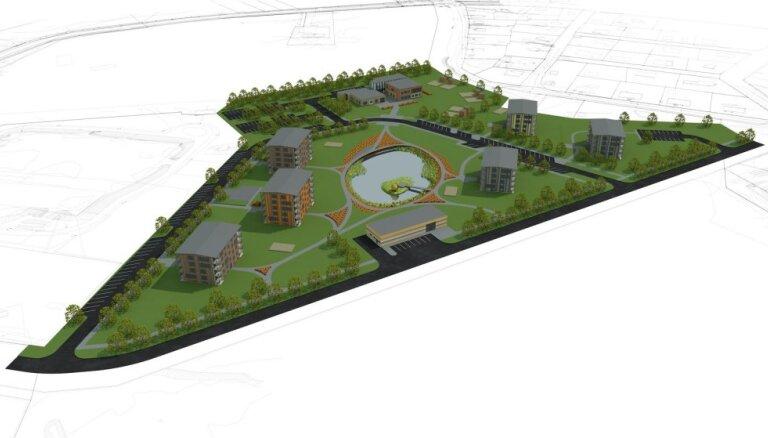 Siguldas dome nolemj pirkt zemi olimpiskā ciemata būvniecībai