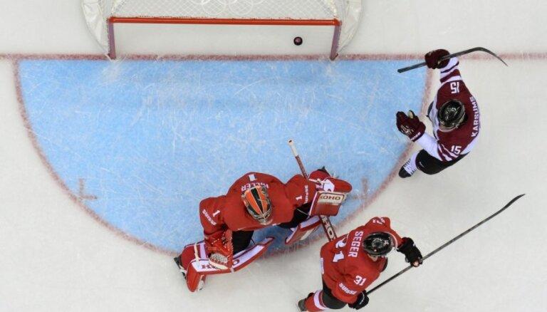 Сборная Латвии впервые вышла в четвертьфинал Олимпийских игр