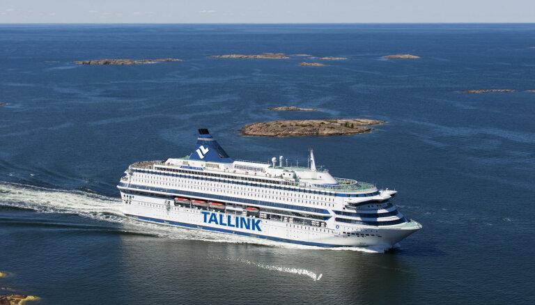 'Tallink' kuģis nofraktēts ANO konferences dalībnieku izmitināšanai