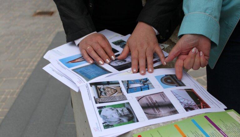 Aicina piedalīties fotoorientēšanās spēlē 'Industriālā Jelgava'
