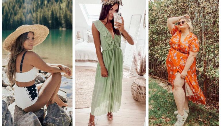 ФОТО. Как одеваться в июле: 31 идея на каждый день