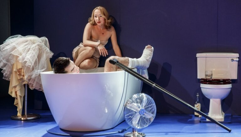 Izziņo ikgadējās Valmieras teātra augusta viesizrādes Rīgā