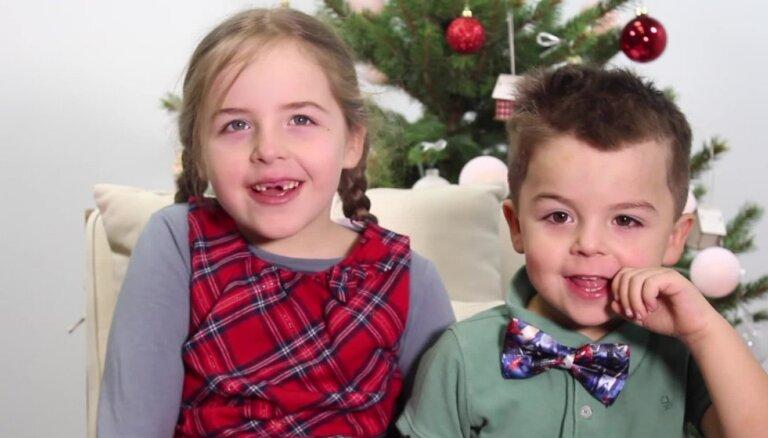 Bērni zina labāk: kāpēc svinam Ziemassvētkus, kas ir labākā dāvana un cik vecs ir salavecītis