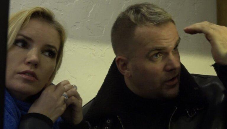 Video: Pirmais ieskats Kiviča un Skulmes attiecību šovā