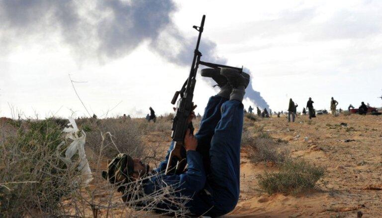 Ливийским повстанцам оружие поставлял Судан