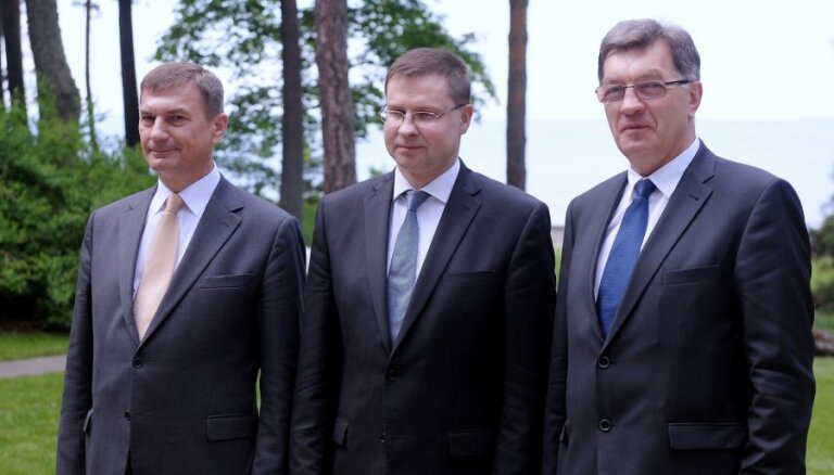 Премьеры стран Балтии: нельзя забывать о жертвах репрессий