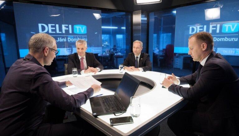 Президент встретится с кандидатами в премьеры — Гобземсом и Пабриксом