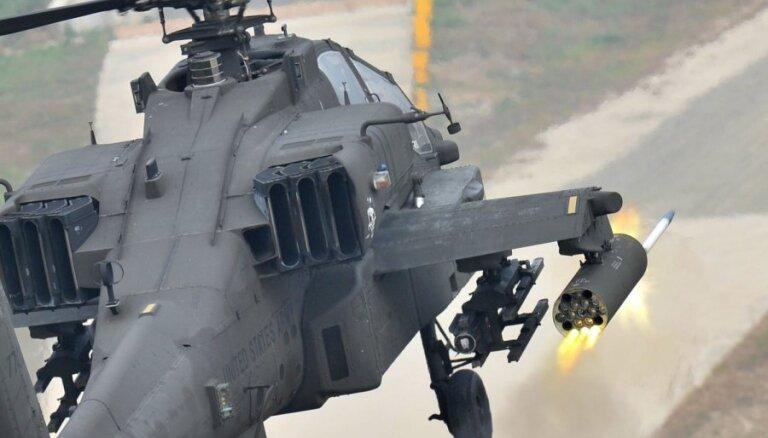 ASV aptur daļu militārās palīdzības Ēģiptei