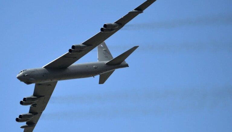 США отправили к Ирану шесть бомбардировщиков B-52
