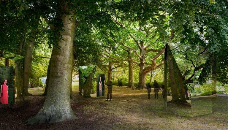 Trīs pilsētās būs aplūkojams skanošs vides mākslas objekts 'Savpatība'