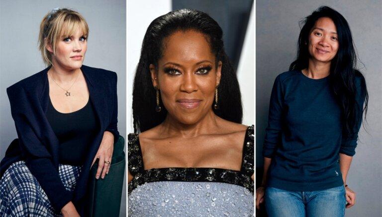 Jauns ieraksts vēsturē: pirmo reizi par 'Zelta globusu' cīnīsies trīs režisores – sievietes