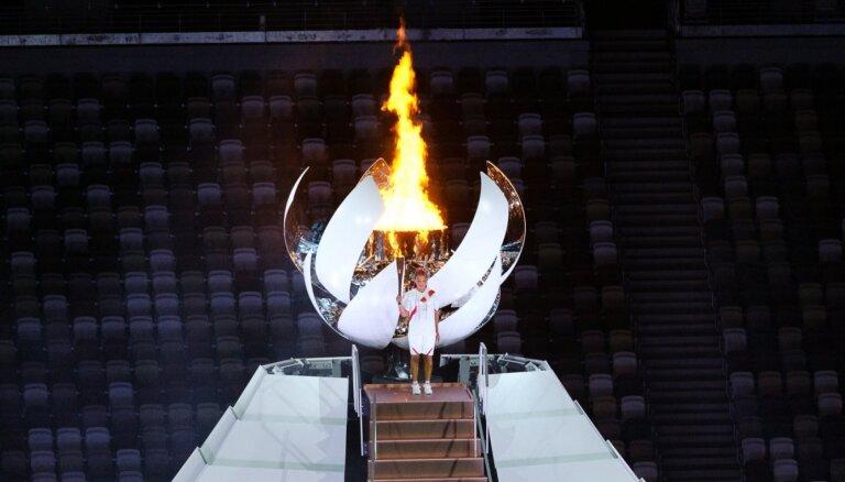 Tokijā oficiāli atklātas XXXII vasaras olimpiskās spēles