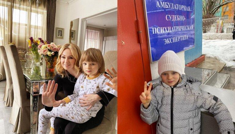 Сын Рудковской и Плющенко прошел психиатрическую экспертизу