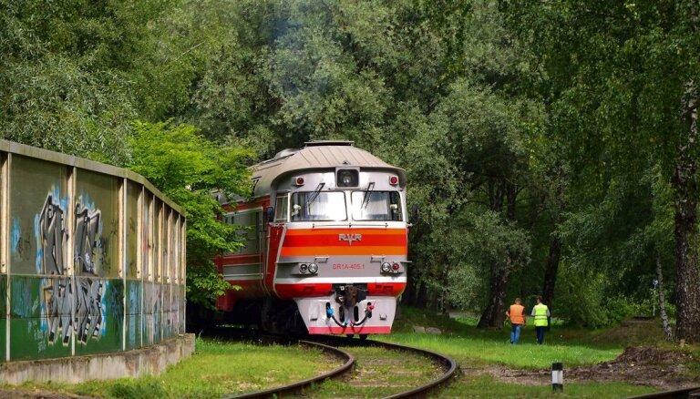 Министр сообщения Линкайтс назвал цену билетов на поезд Рига-Болдерая