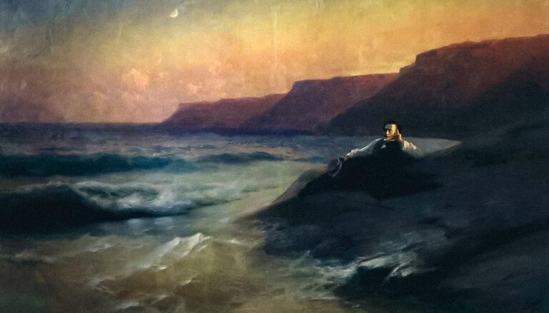 Ar jūru sirds vietā. Nemirstīgais ģēnijs Ivans Aivazovskis