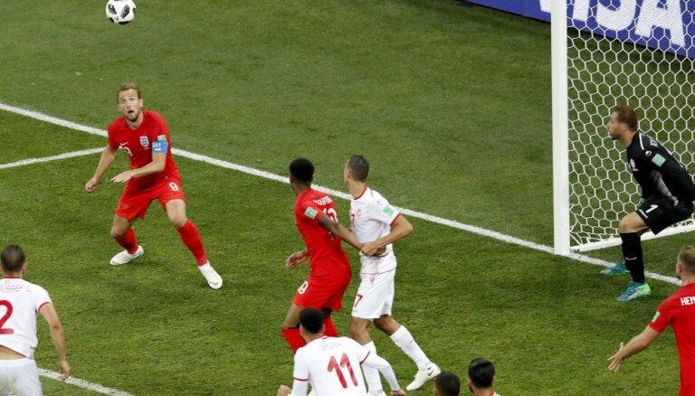 Англия в добавленное время вырвала победу над Тунисом, Бельгия разгромила дебютанта ЧМ