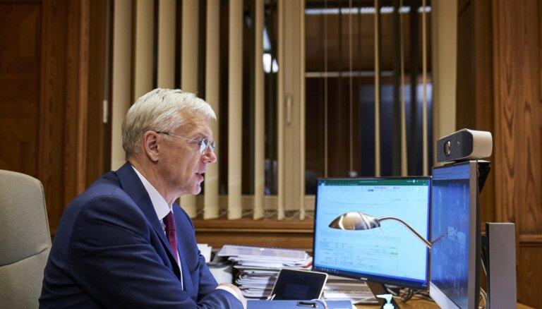 Кариньш: новый коронавирус обострил существовавшие еще до пандемии геополитические проблемы