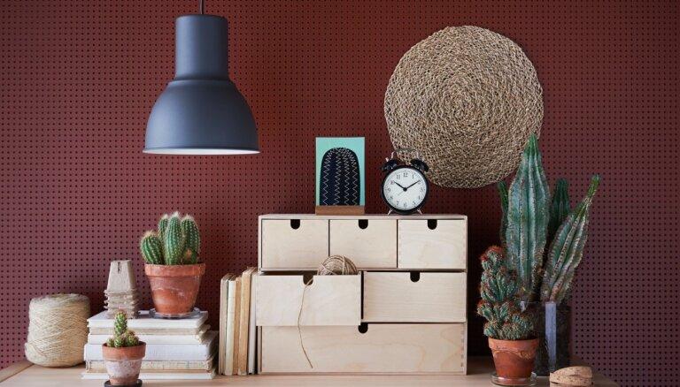 Место для занятия хобби и увлечениями: простые и доступные решения для вашего дома