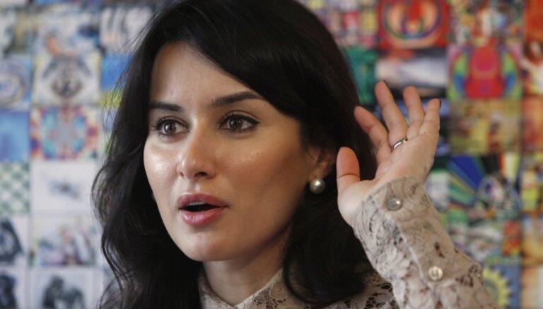 Тина Канделаки рассказала о домогательствах Саакашвили