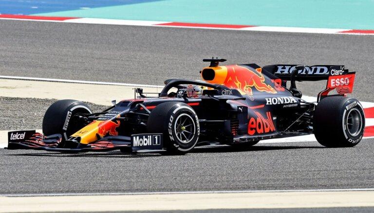 Verstapens izcīna uzvaru Francijas 'Grand Prix' kvalifikācijā