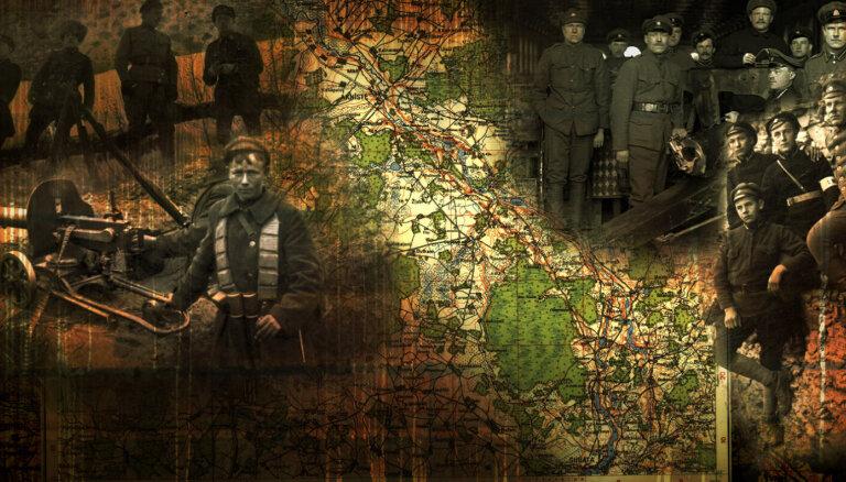 Latvijas Neatkarības kara pēdējā 'kauja' pret Lietuvu