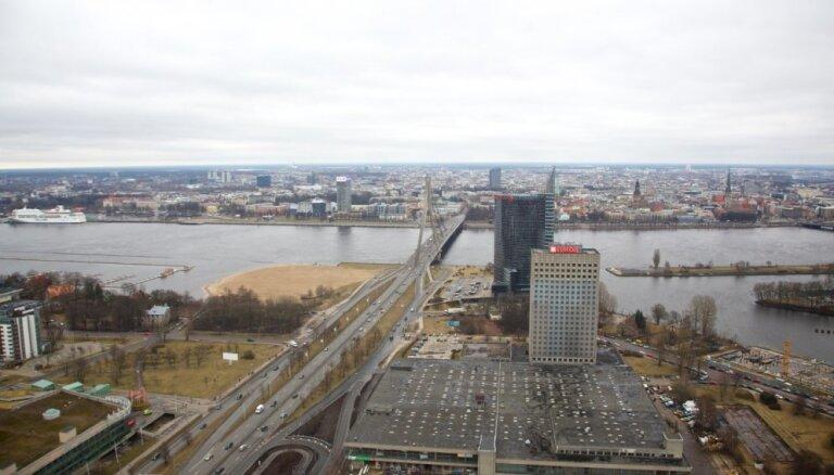 Lietuvas investori Preses nama teritorijā plāno attīstīt birojus