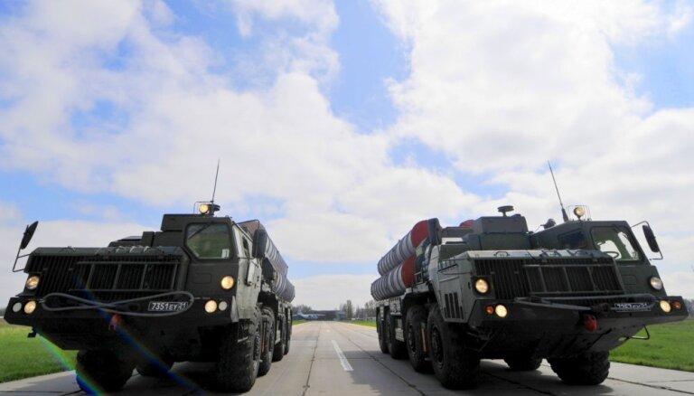 Bloomberg: Турция предлагает США изучить приобретенные у России С-400