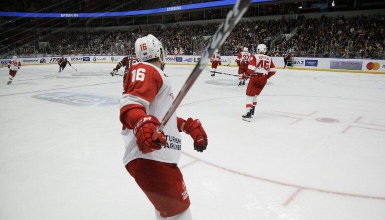 Daugaviņam un Karsumam KHL čempionātā trešais zaudējums pēc kārtas