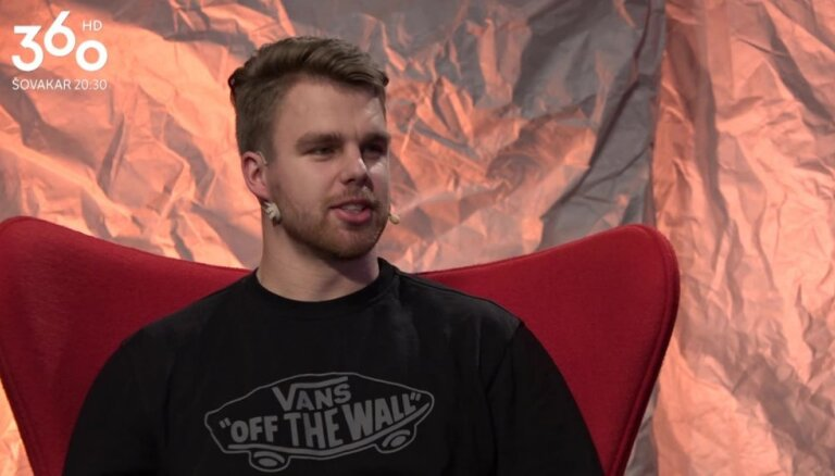 Video: Kristers Aparjods par 'cepšanos' un pārdomu brīžiem karjerā