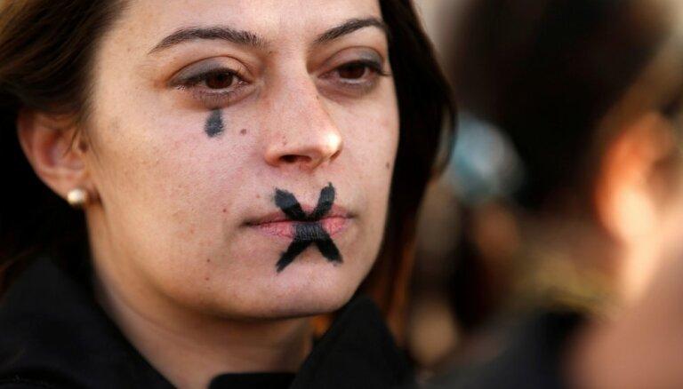 Latvijā fizisku vai seksuālu vardarbību piedzīvojuši 39% sieviešu