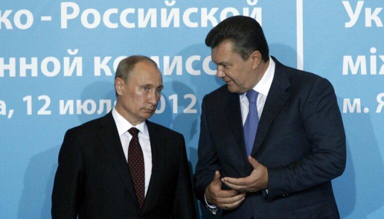 Януковичу по указу Путина предоставили государственную охрану