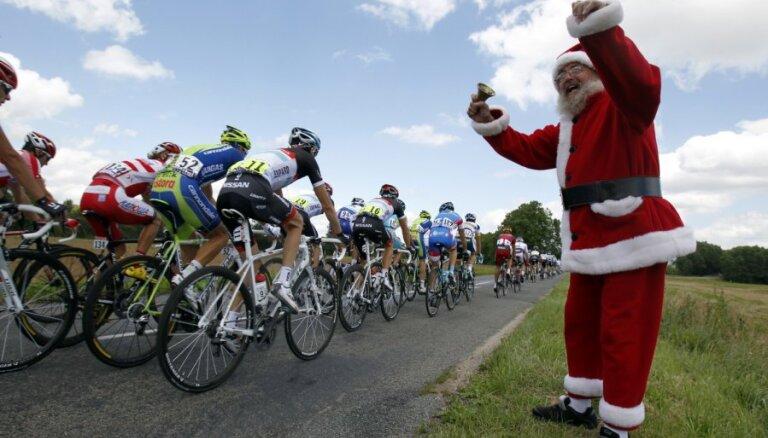 Prestižajā 'Tour de France' pirmo reizi piedalīsies velokomanda no Āfrikas