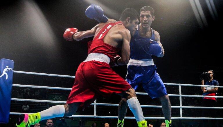 МОК может исключить бокс из программы летних Олимпийских игр