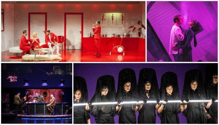 Rīgā ar četriem iestudējumiem viesosies Liepājas teātris
