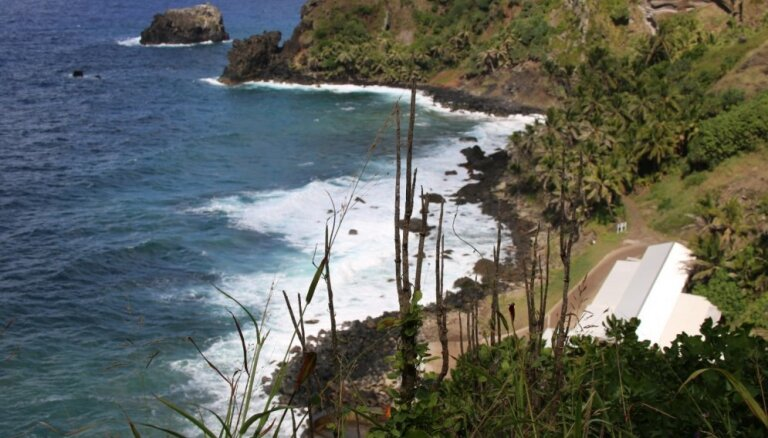 Sala ar, iespējams, viseksotiskākajiem klinšu nosaukumiem pasaulē