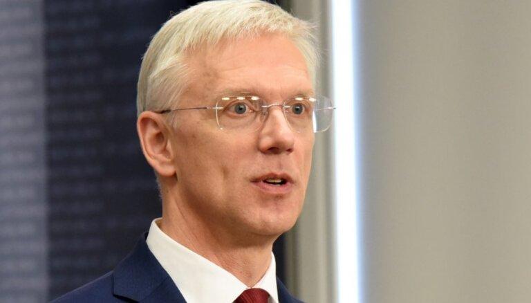Премьер требует объяснений по поводу смены совета Latvenergo