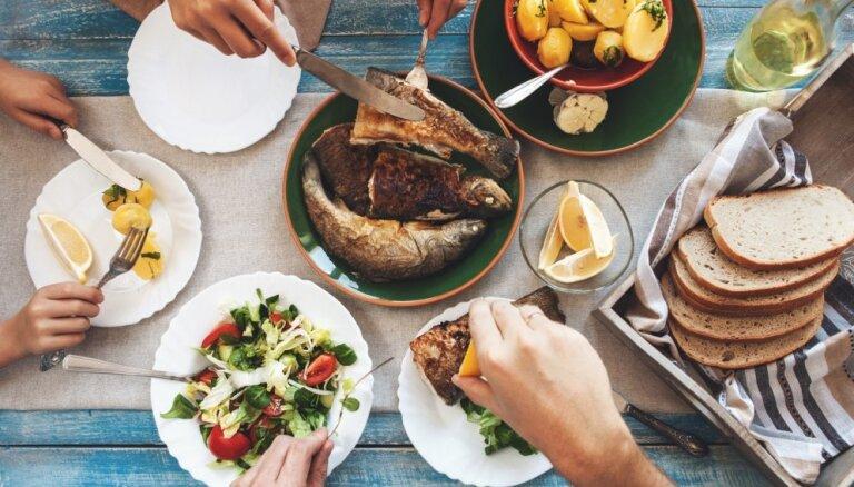 Ужин по-немецки: скромно и демократично