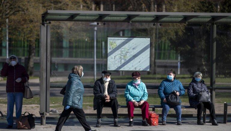 Lietuvā ar Covid-19 inficējušies vēl 833 cilvēki; Igaunijā – 157