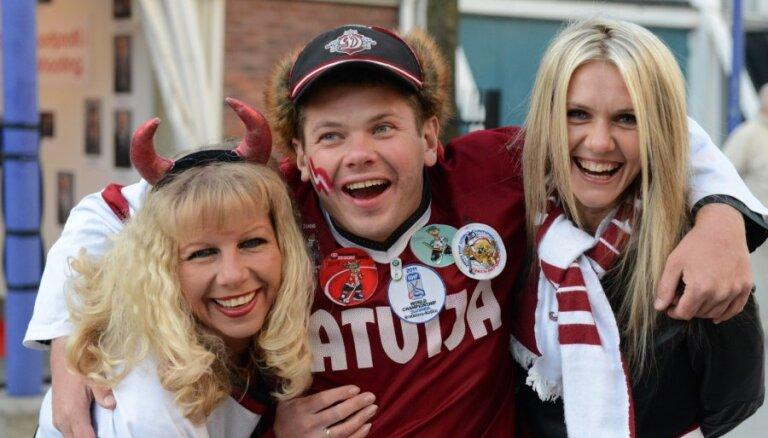Жители Латвии прогнозируют сборной восьмое место на чемпионате мира