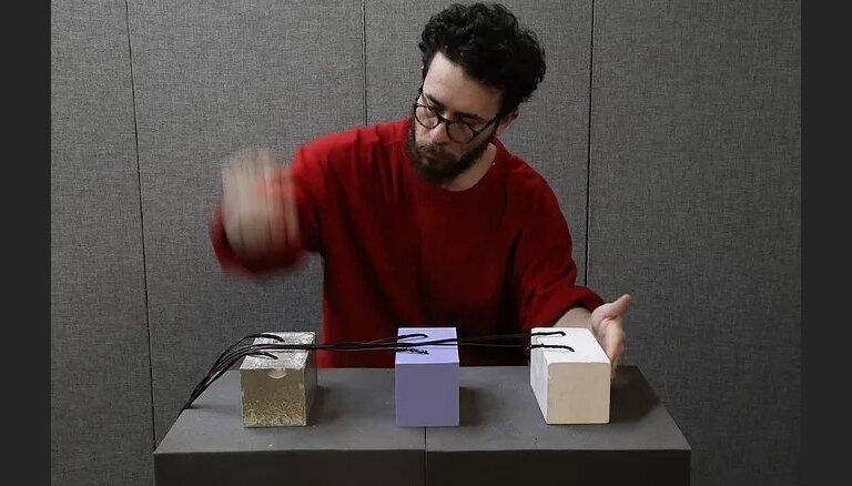 Ķieģeļinstrumentu skaņas būve. Saruna ar arhitektu un mūziķi Bredu Natu