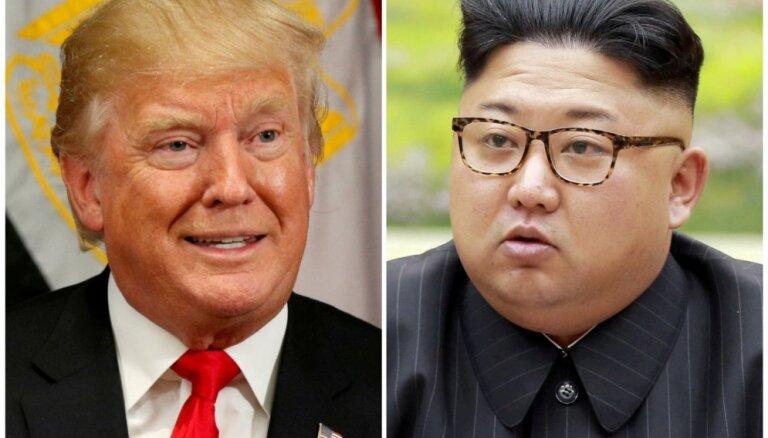 Разведка США зафиксировала разработку новых ракет в КНДР
