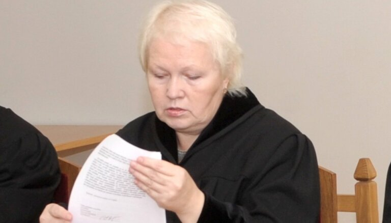 Pensijā šonedēļ dosies viena no Lemberga lietas prokurorēm