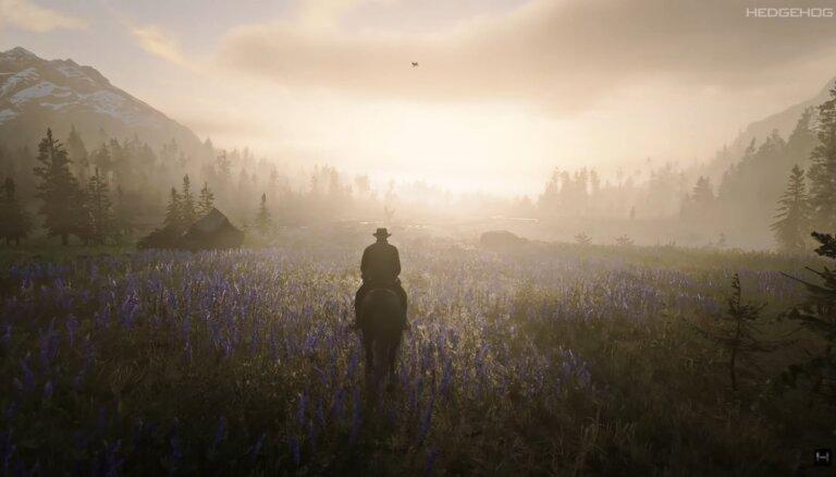 Ne tikai izklaidei: ko var iemācīt populārā datorspēle 'Red Dead Redemption 2'