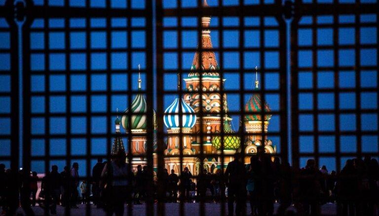 СМИ: задержанный ФСБ американец приехал в Россию на свадьбу друга